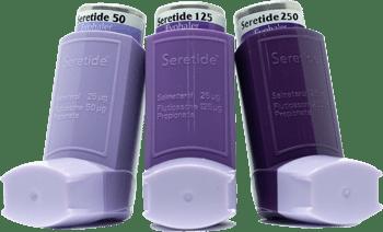 Seretide Inhalers